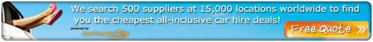 CHEAP CAR RENTAL IN SHANNON IRELAND